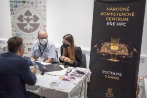 Tím NCC pre HPC na SlovakiaTech Expo Forum v KE 2021